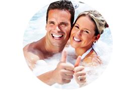 Percorso benessere per 2 persone, due ore di completo relax  *accesso limitato 4 persone ogni ora!